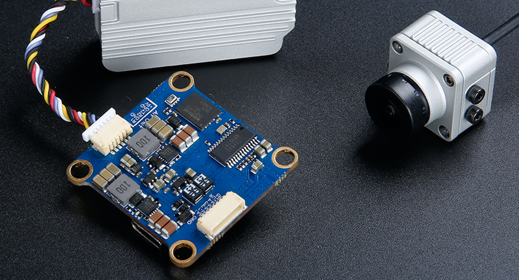 SucceX-D F7 TwinG Flight Controller (HD Version)