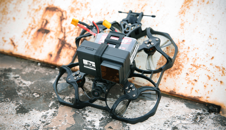 IFLIGHT launches new sub-250 'ProTek25 Pusher' Cinewhoop